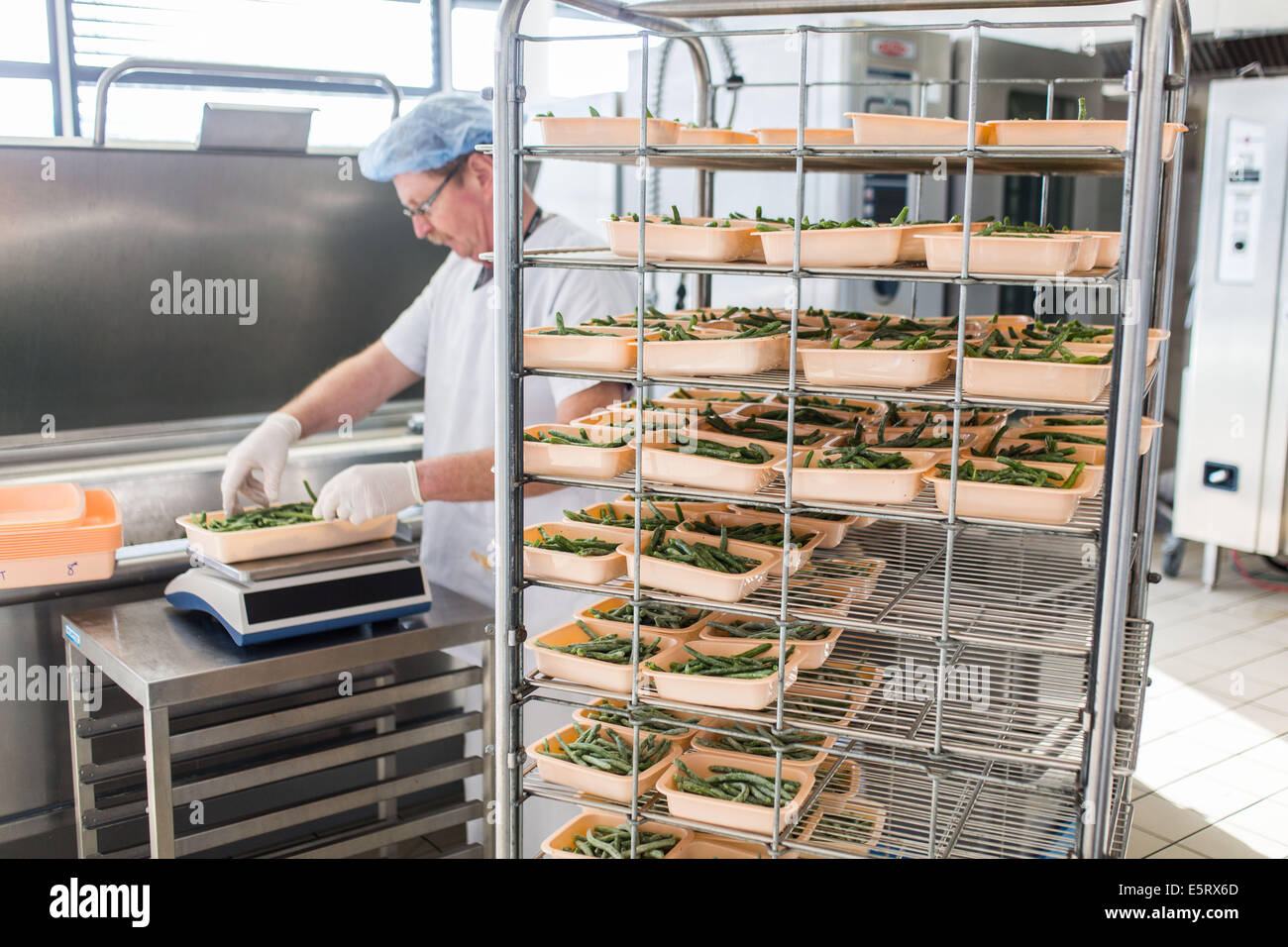 Central Kitchen Of Angoul Me Hospital Stock Photo Royalty Free Image 72440213 Alamy