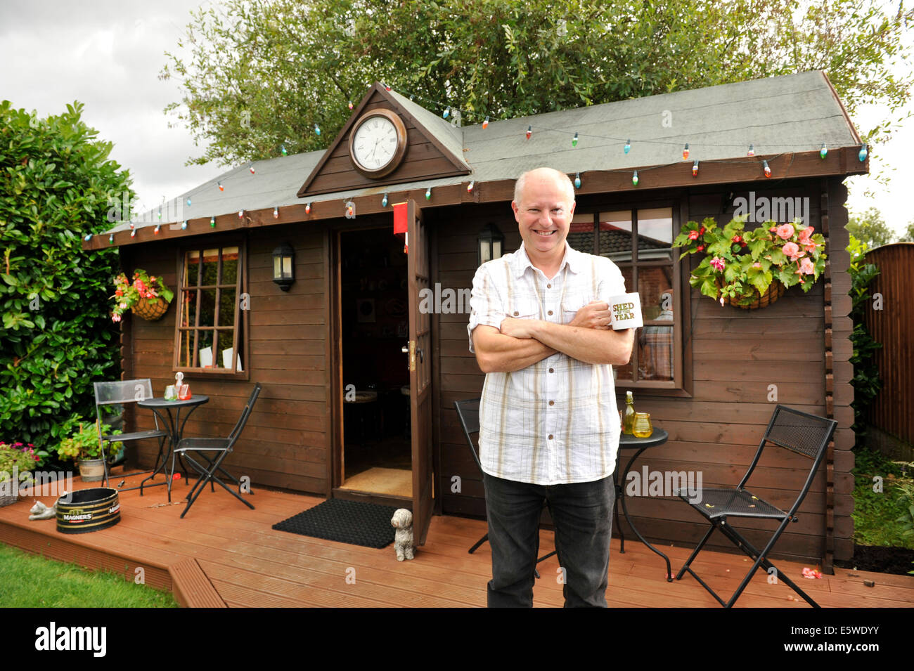 Shed Of The Year Competition Category Winner Mark Appleton