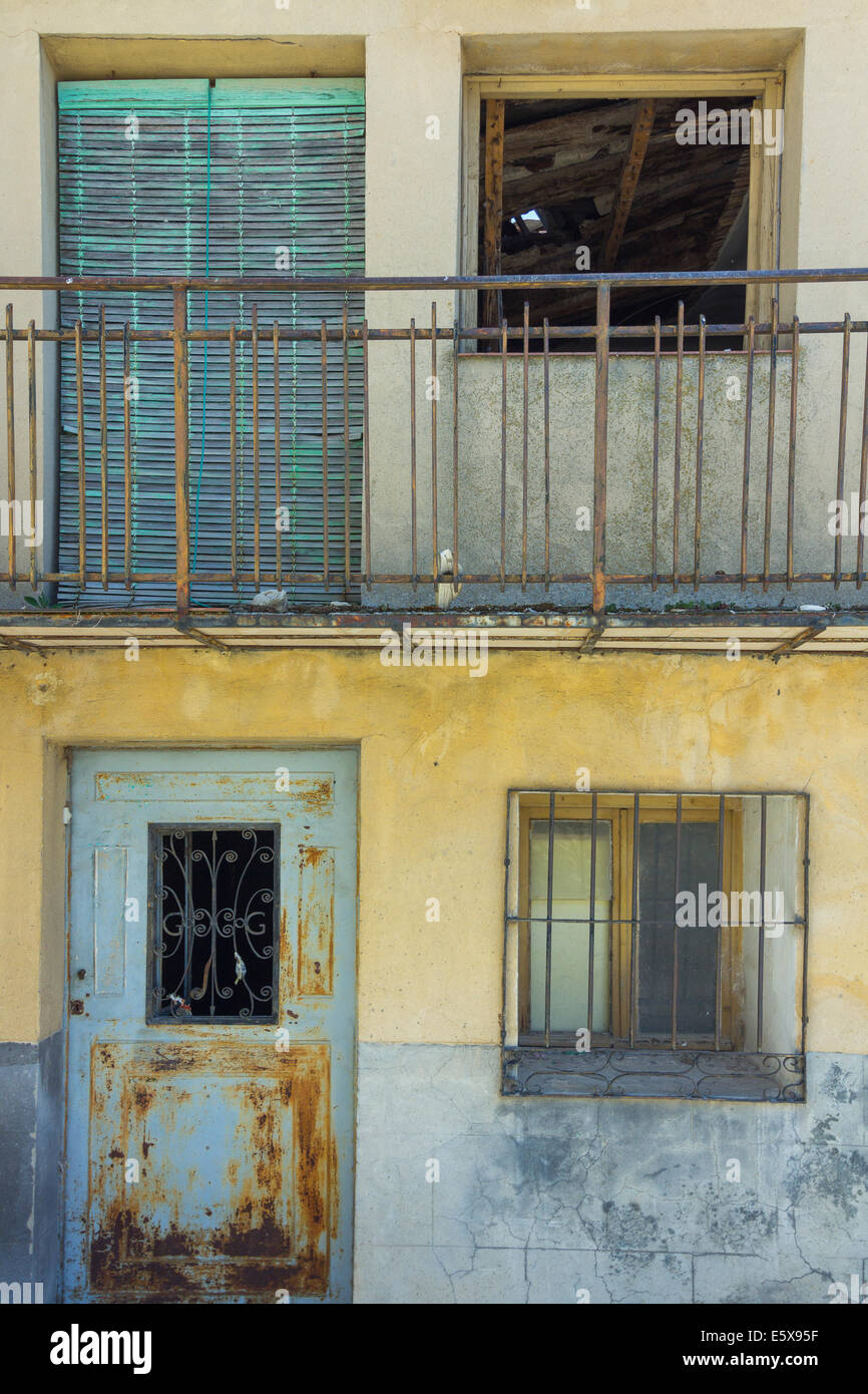 Stock Photo - background of old small house with terrace doors and windows & background of old small house with terrace doors and windows Stock ... Pezcame.Com