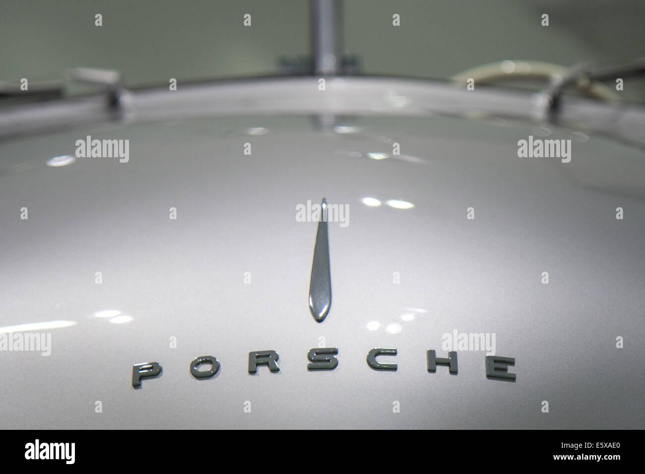 Germany porsche 356 no1 roadster 1948 at porsche museum in germany porsche 356 no1 roadster 1948 at porsche museum in stuttgart photo from 17 july 2014 vanachro Choice Image