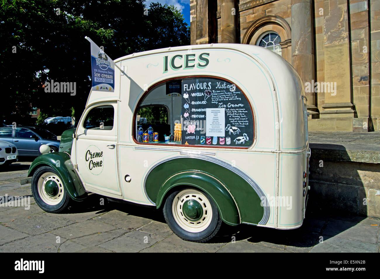 Vintage Ice Cream Trucks 121