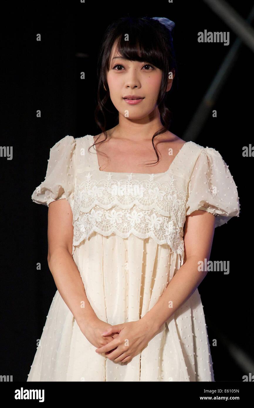 Ayaka Oishi Saki Miyamoto ( NEONEO Dol Chan ), Aug 09, 2014 : Saki Miyamoto member