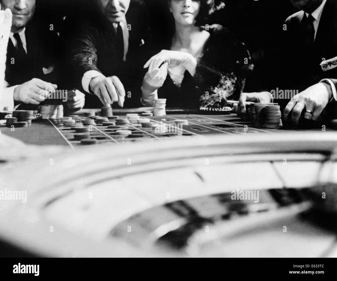 Foxwoods gambling age