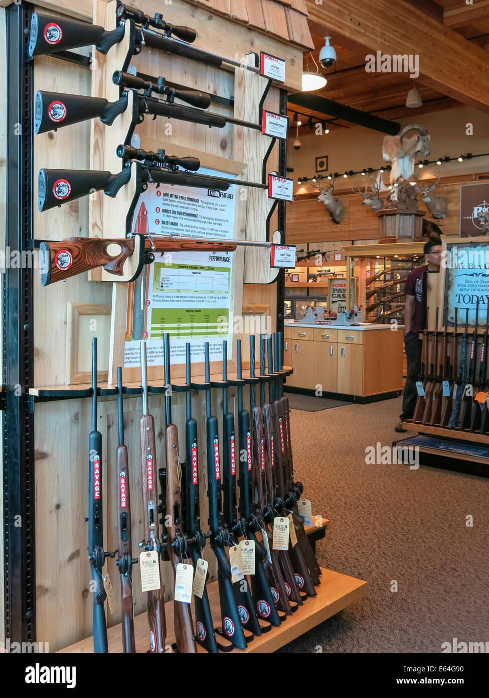 Furniture stores great falls mt - Hunting Rifles Scheels Sporting Goods Store Great Falls Montana Usa Stock