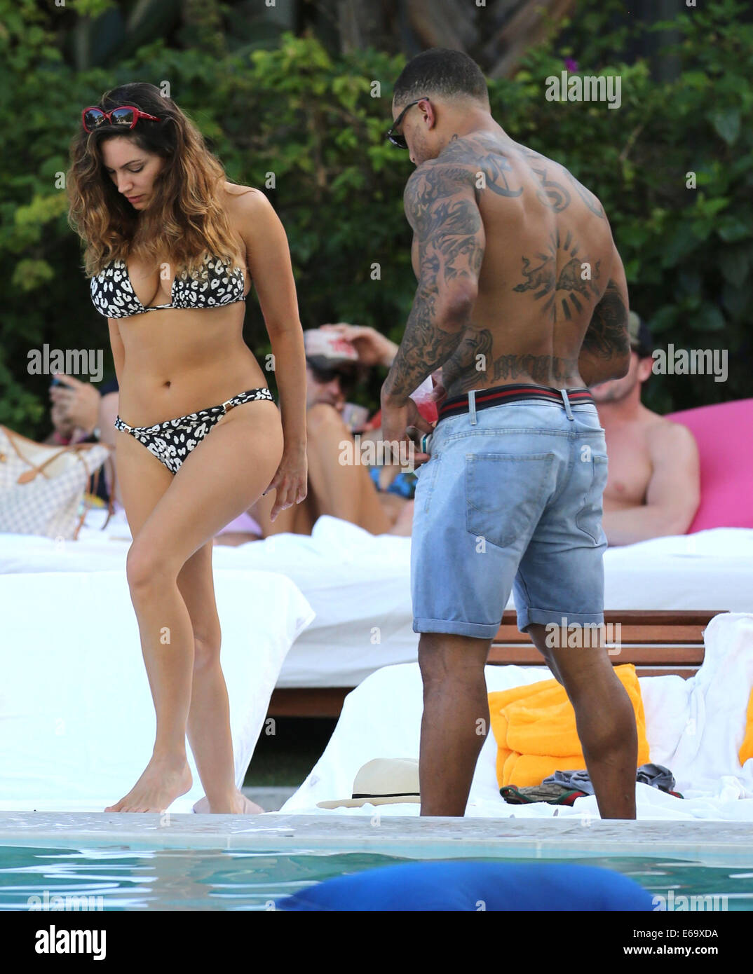 Was kelly brook david mcintosh recommend