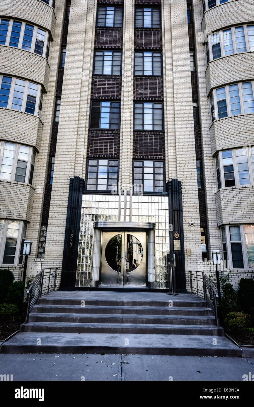 Hightowers Apartments, 1530 16th Street NW, Washington DC