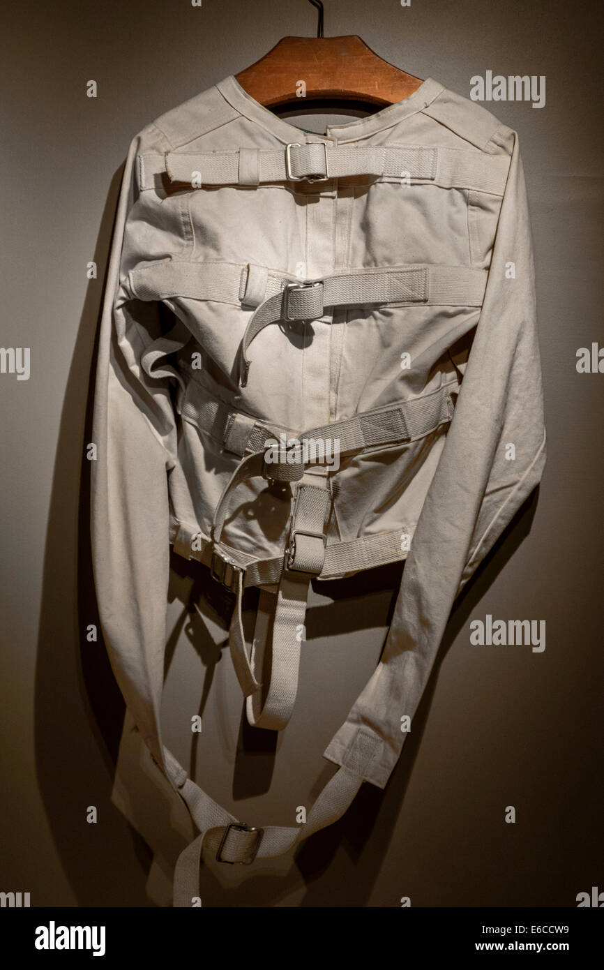 Straight Jacket Stock Photos & Straight Jacket Stock Images - Alamy