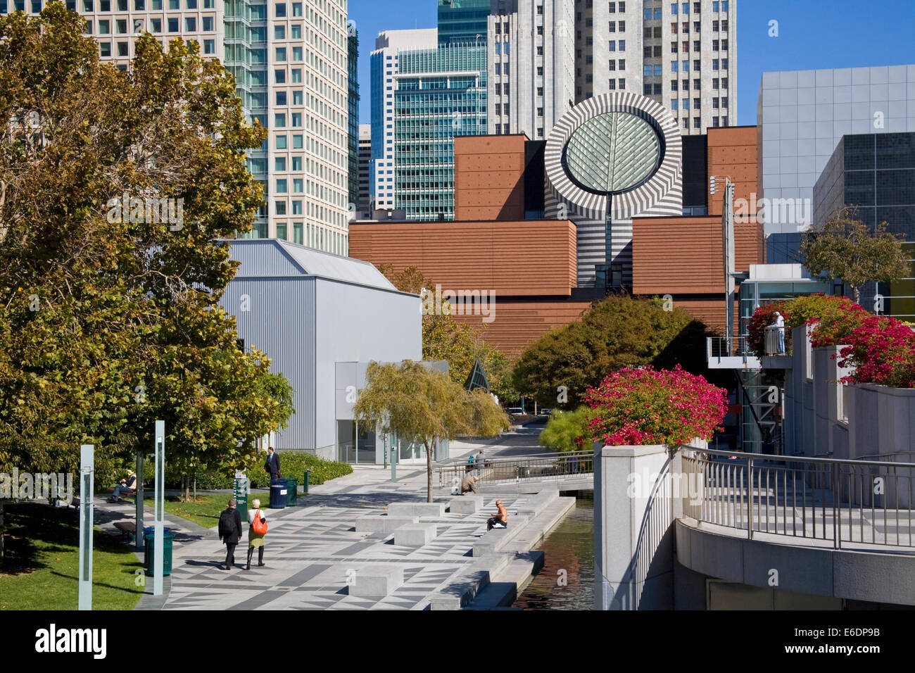 San francisco museum of modern art yerba buena gardens for Contemporary art museum san francisco