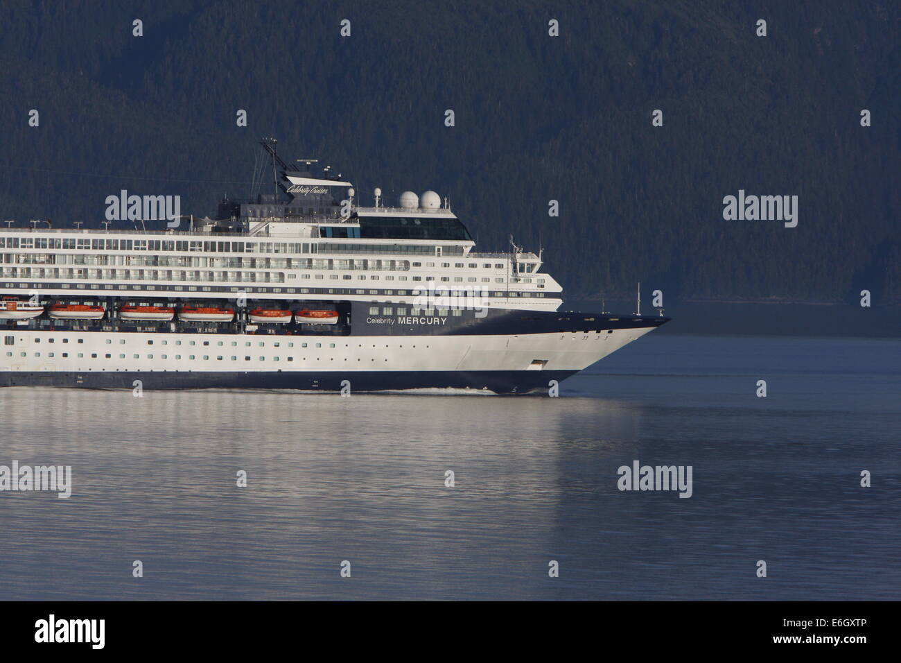 Celebrity cruises open passage