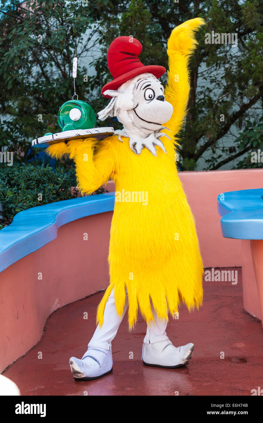 Cartoon Characters Universal Studios : Sam cartoon character with green eggs and ham in seuss