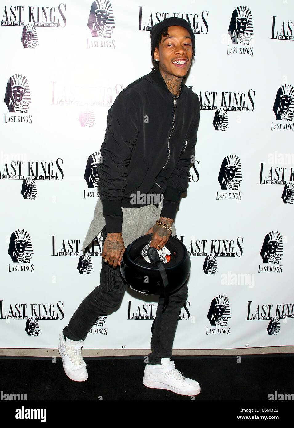 Pictures of wiz khalifa pictures of celebrities - Celebrities Attend The Grand Opening Of The Last Kings Flagship Store On Melrose Avenue Featuring Wiz Khalifa Where Los Angeles California United States