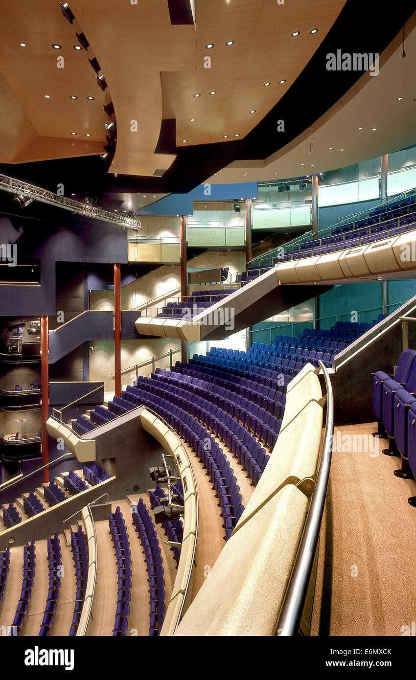 Milton Keynes Theatre Interior