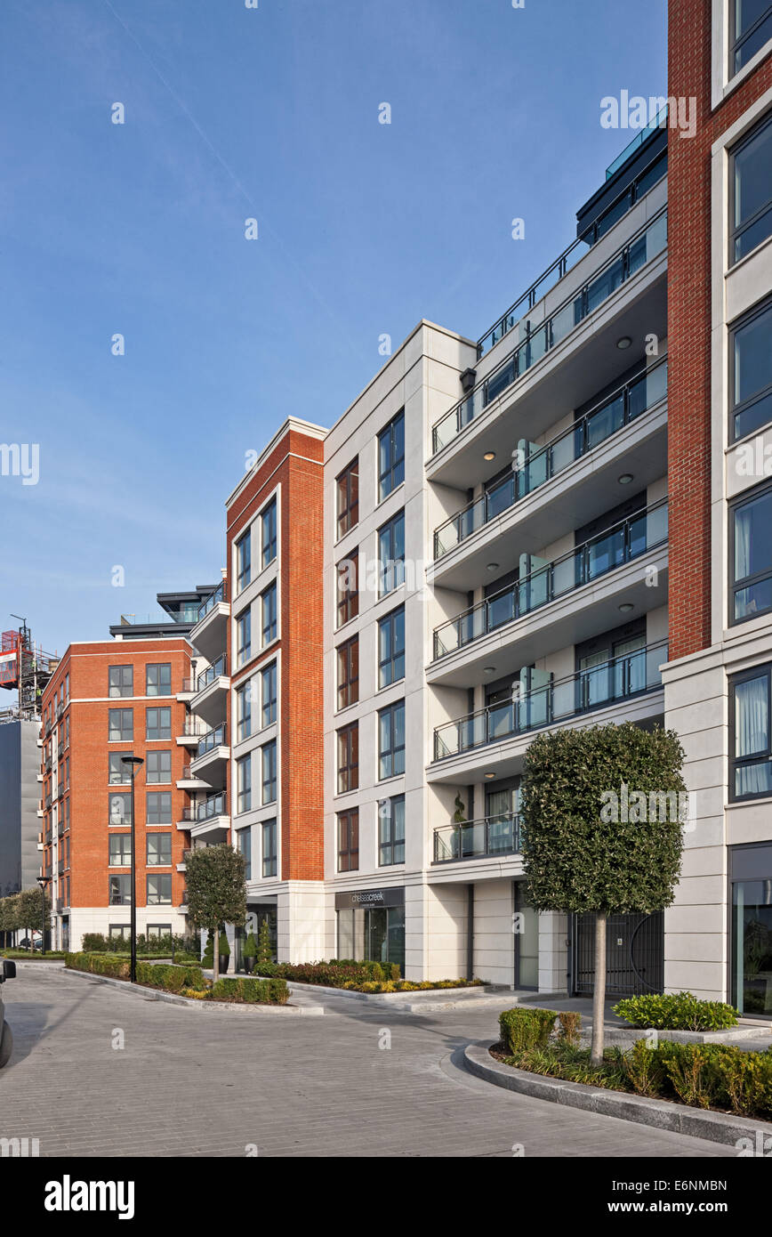 Chelsea Creek Luxury Apartments In London