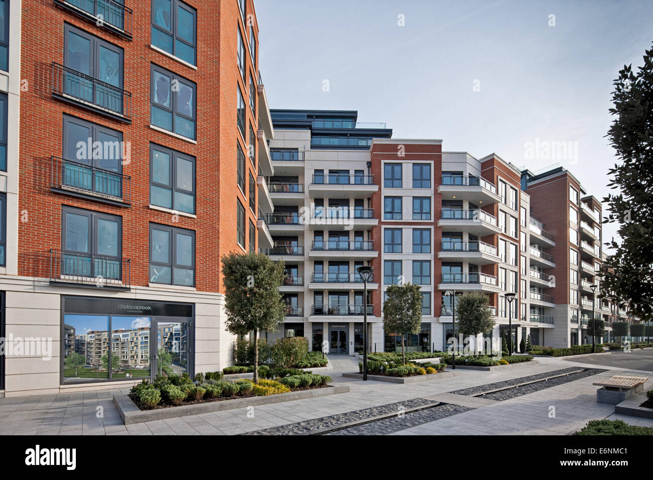 Nice Chelsea Creek Luxury Apartments In London