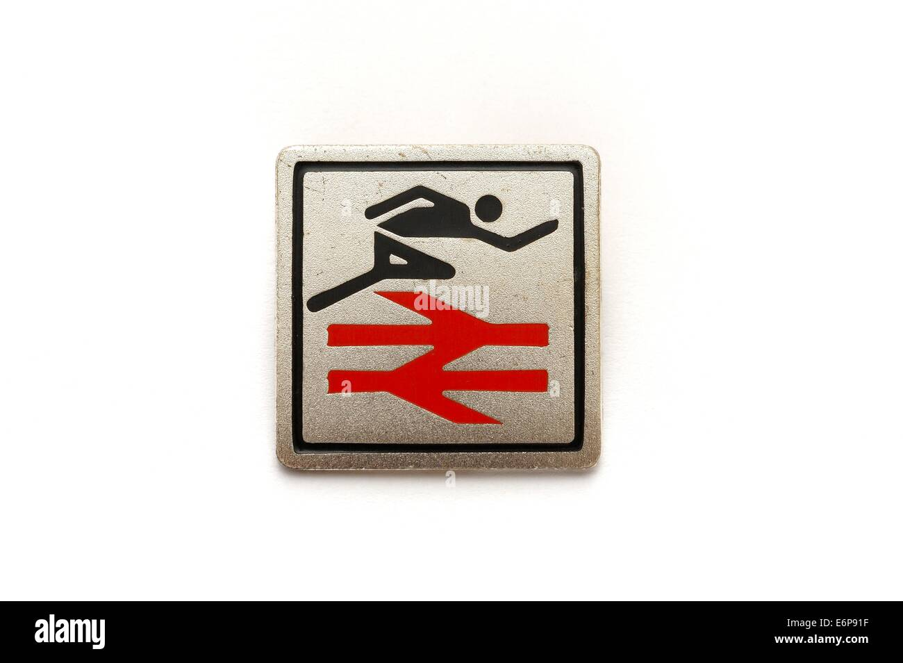 British railways sprinter badge logo stock photo 73019451 alamy british railways sprinter badge logo biocorpaavc Images