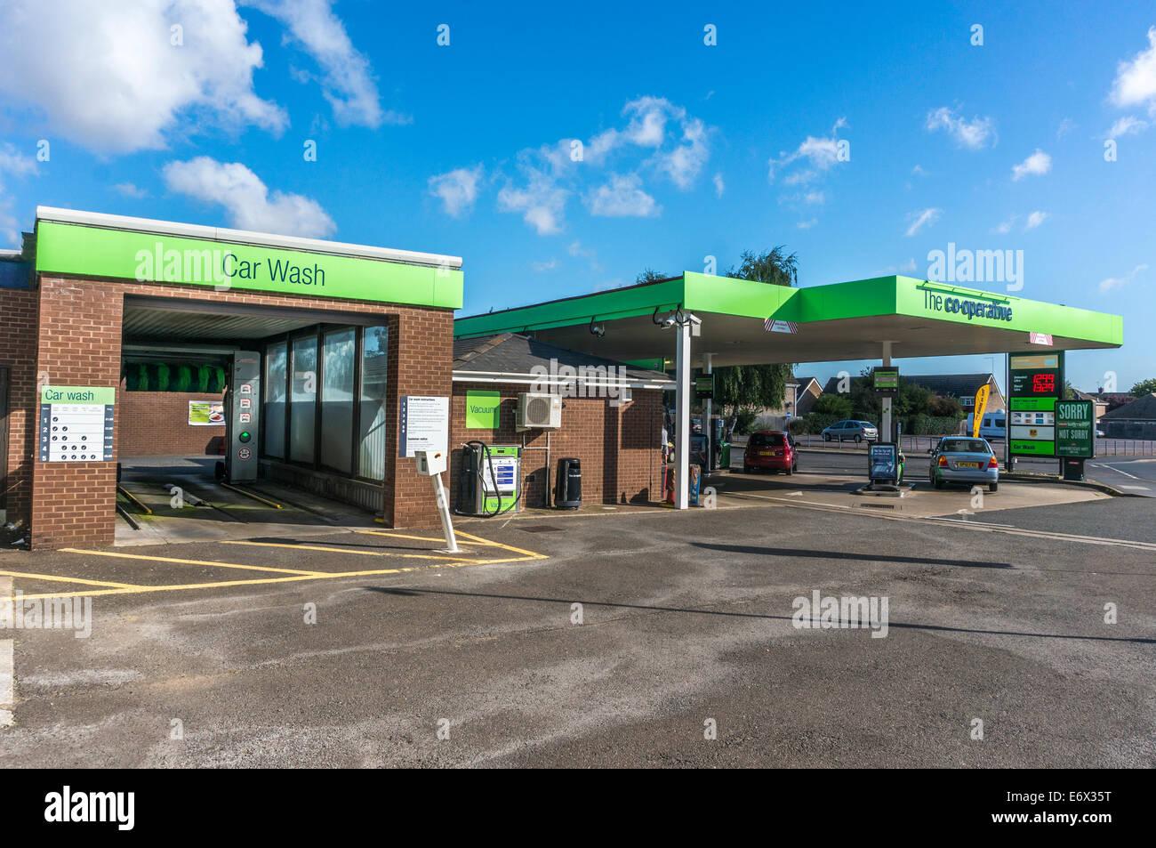 Gas Station With Car Wash Near My Location