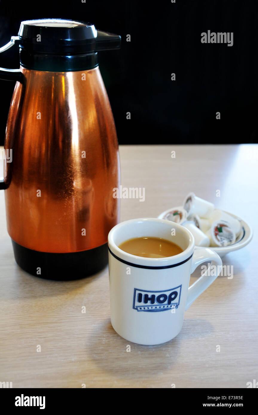 Ihop Coffee Stock Photo, Royalty Free Image: 73228106 - Alamy