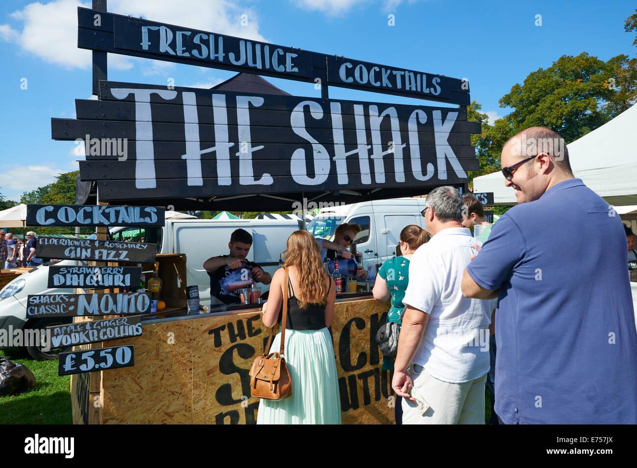 Food Festival Warwickshire