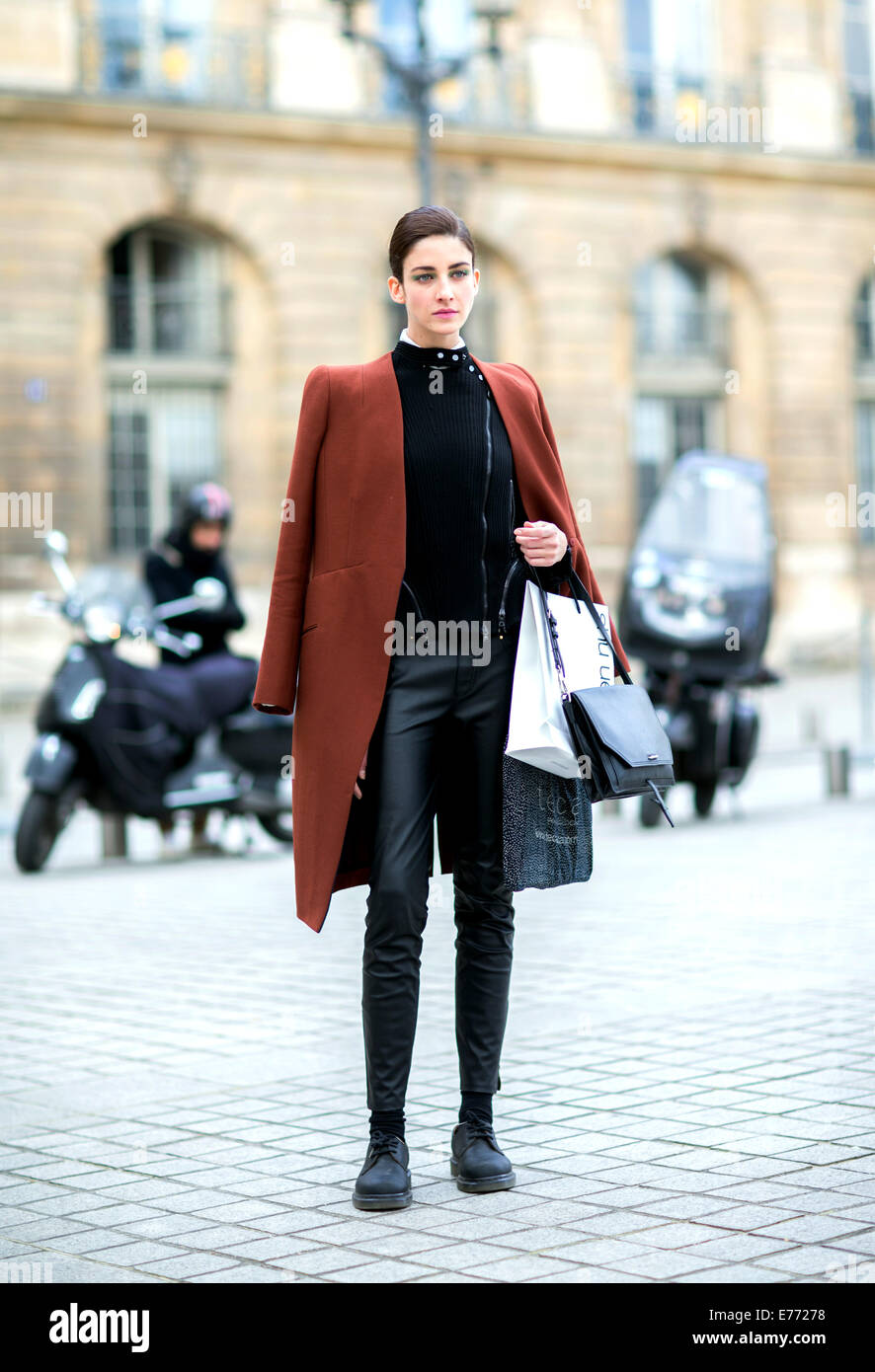 Paris Fashion Week Womenswear Fall Winter 2014 2015