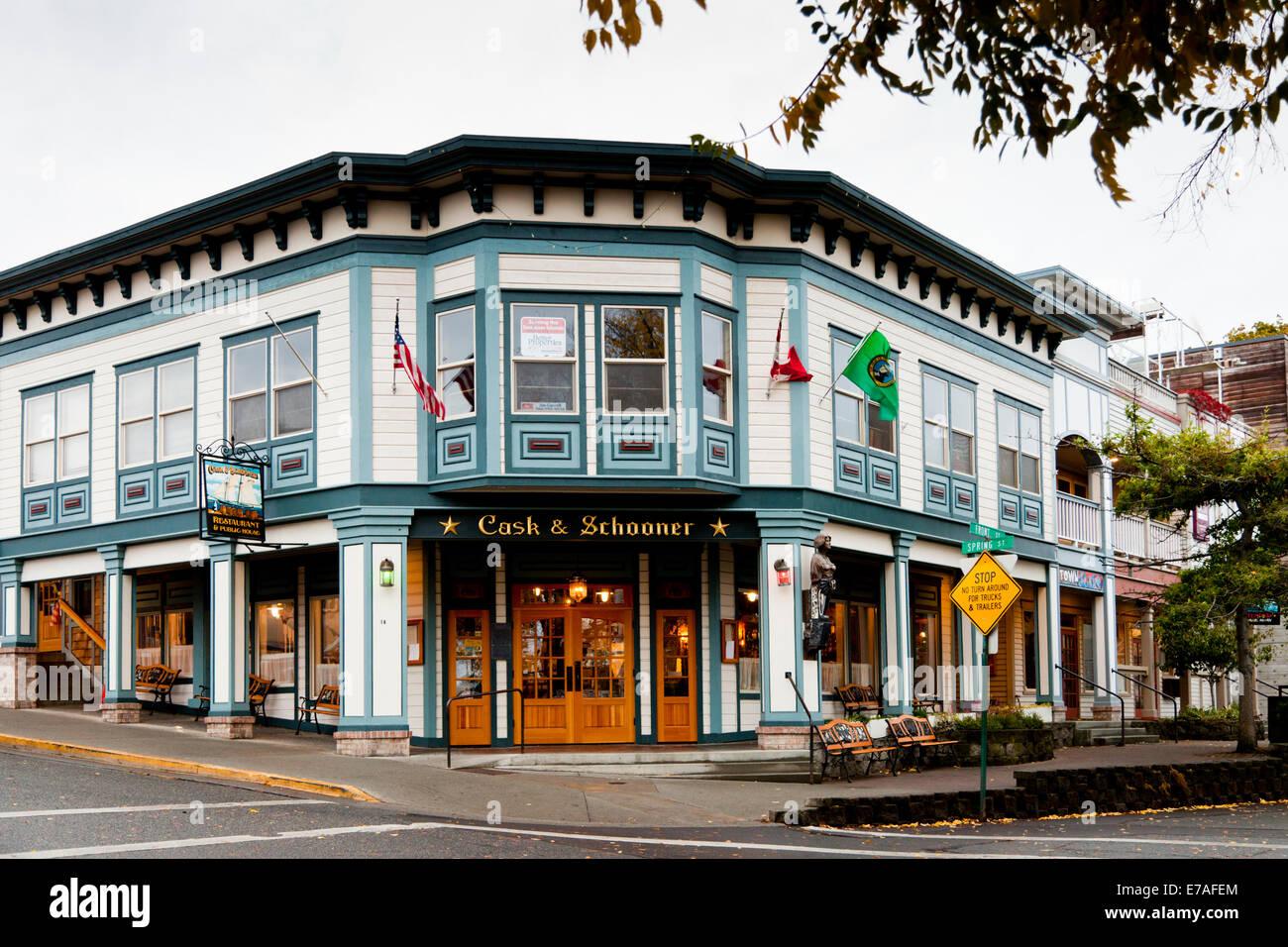 Cask And Schooner Public House Restaurant