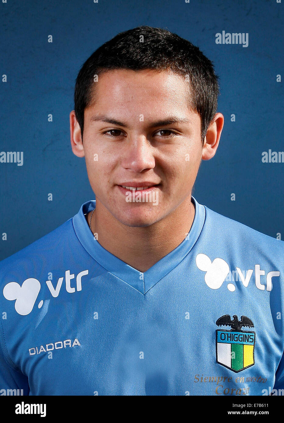 Chile Football League Serie A / ( Club Deportivo O'Higgins ) - Juan Fuentes - chile-football-league-serie-a-club-deportivo-ohiggins-juan-fuentes-E7B611