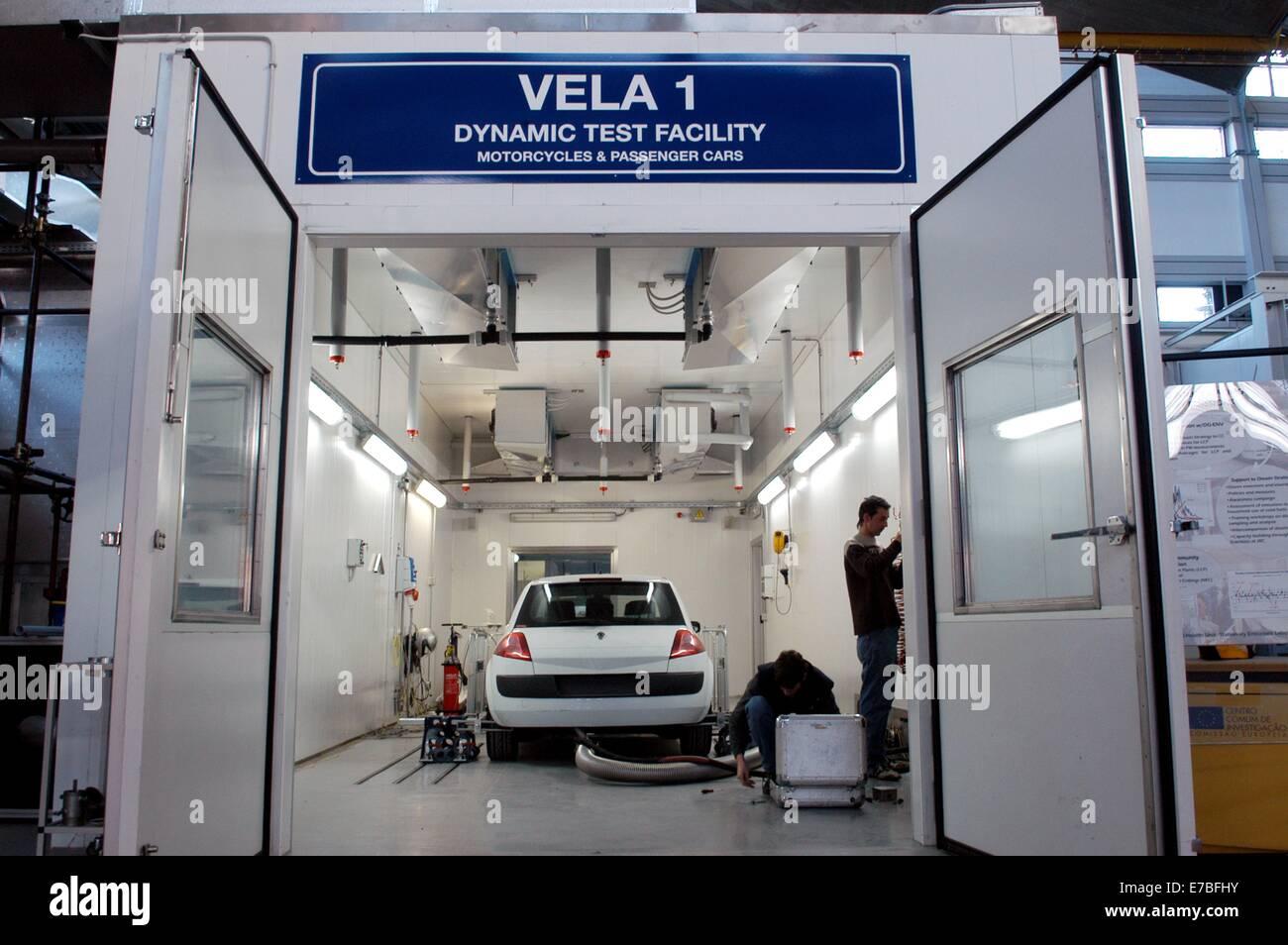 Ispra italy vela laboratory vehicle emissions laboratory for ispra italy vela laboratory vehicle emissions laboratory for certification of parameters of motor vehicles emissions xflitez Images