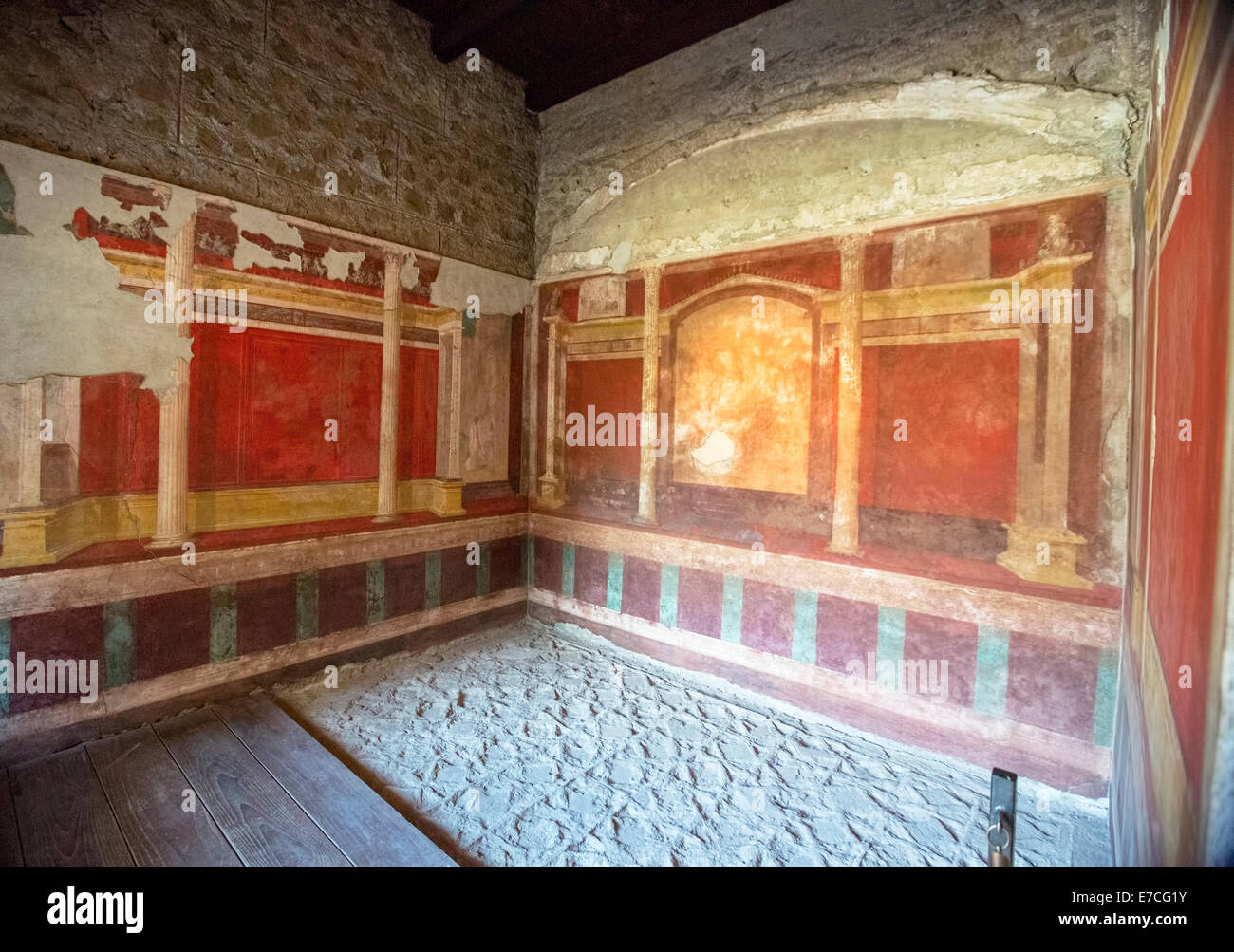 House of Emperor Augustus recently excavated Ancient Roman history