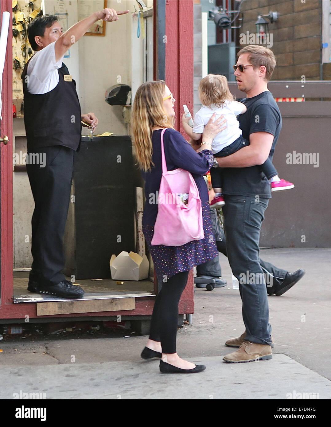 Дрю бэрримор с дочкой фото