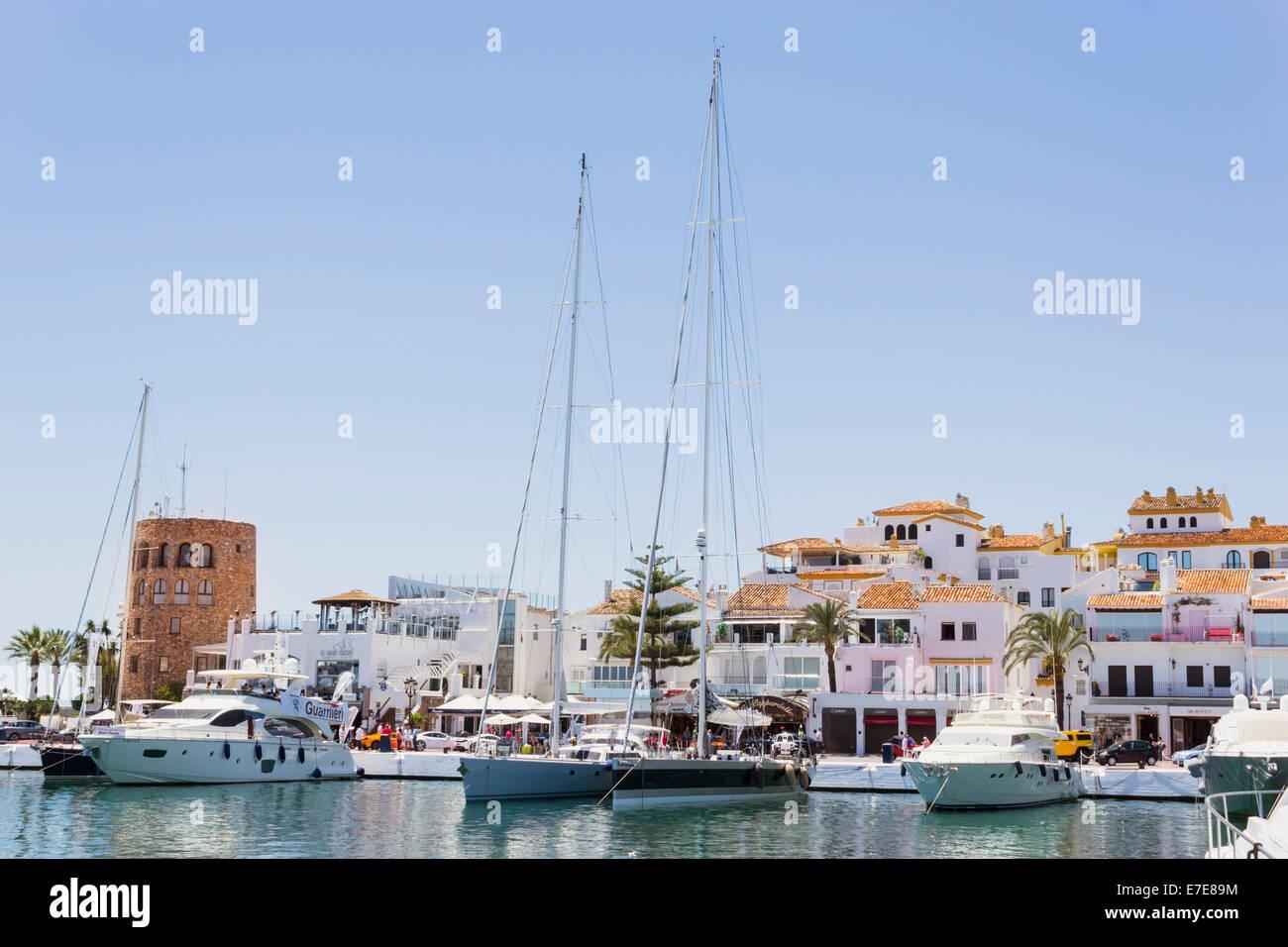 Marbella malaga province costa del sol spain puerto for Puerto banus costa del sol