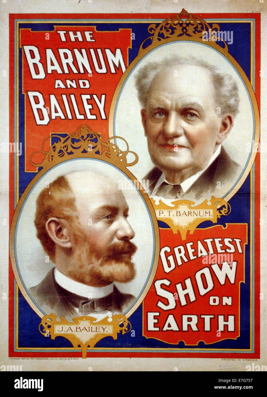 The barnum bailey greatest show on earth portraits of pt the barnum bailey greatest show on earth portraits of pt barnum and ja bailey stopboris Choice Image