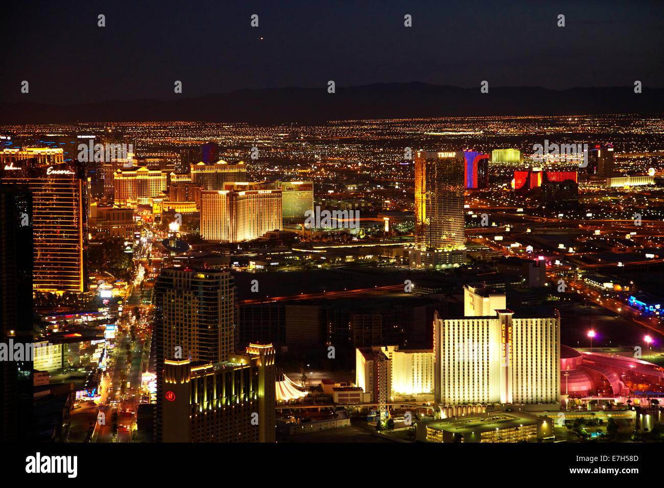 Casino hotels vegas strip