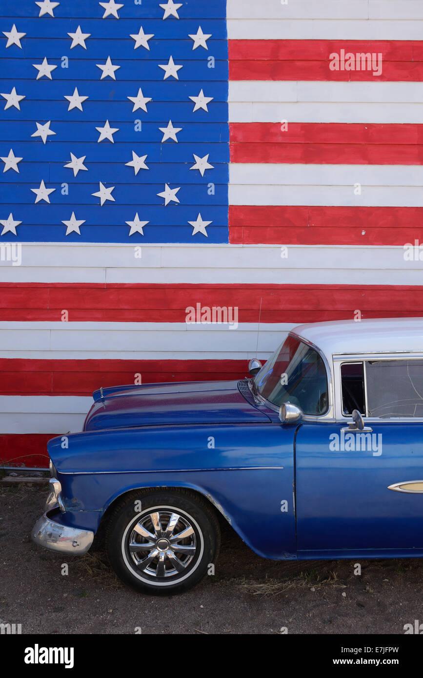 Usa united states america arizona route 66 seligman for American classic usa