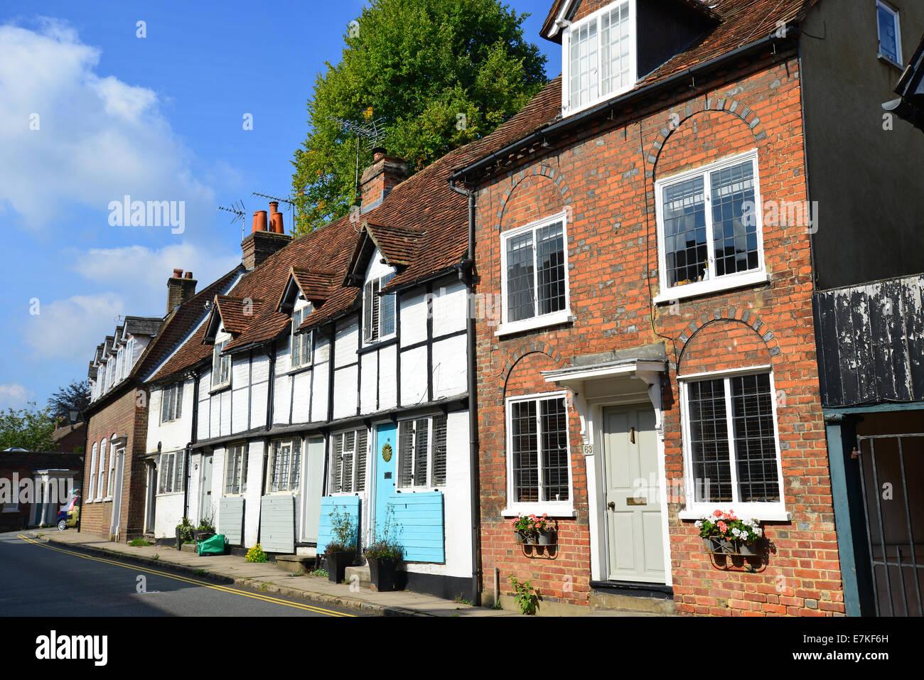 Chesham United Kingdom  city photos gallery : ... , Church Street, Chesham, Buckinghamshire, England, United Kingdom