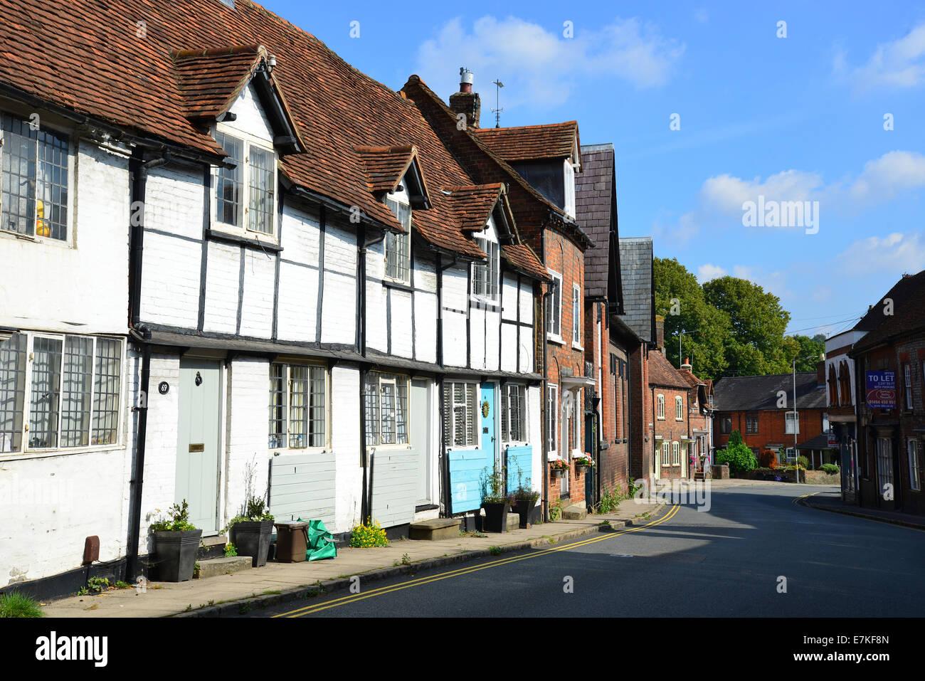 Chesham United Kingdom  City pictures : ... , Church Street, Chesham, Buckinghamshire, England, United Kingdom