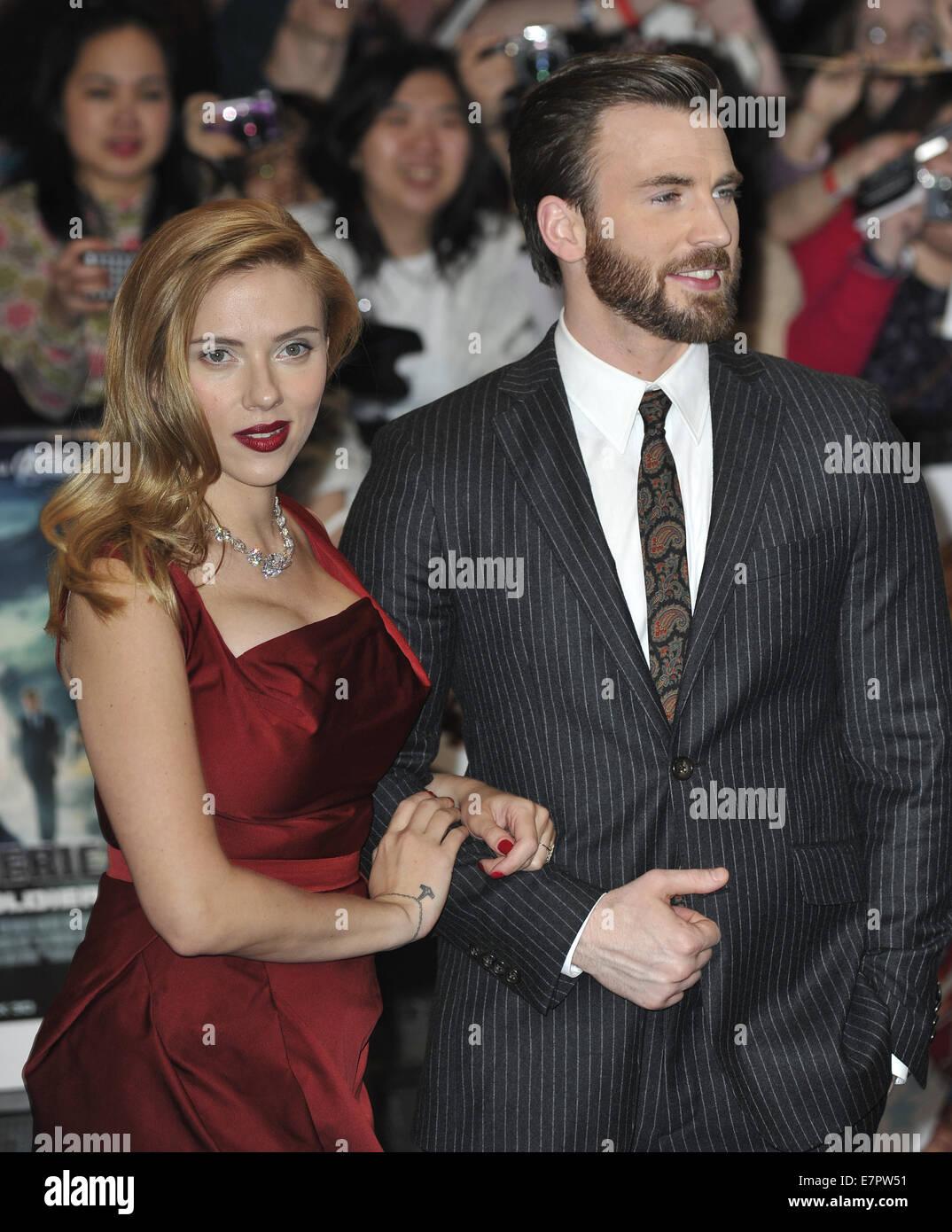 Captain America 2014