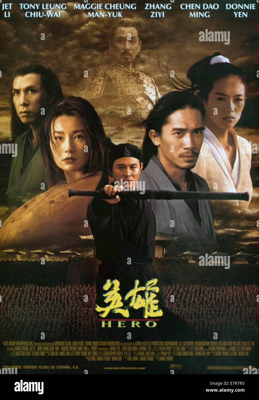 Hero Ying xiong Year : 2002 China Director : Yimou Zhang ...
