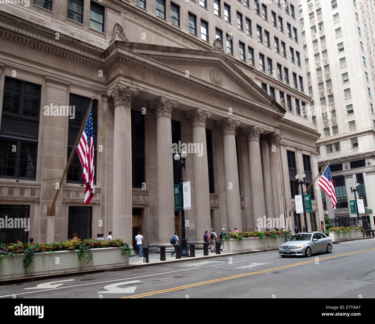 Image result for chicago federal reserve bank