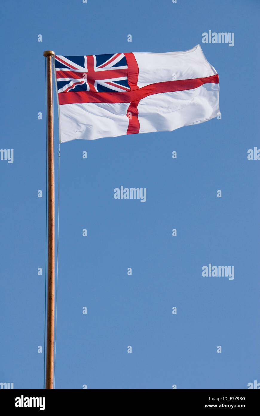 george cross flag of england a white flag with red cross and inset