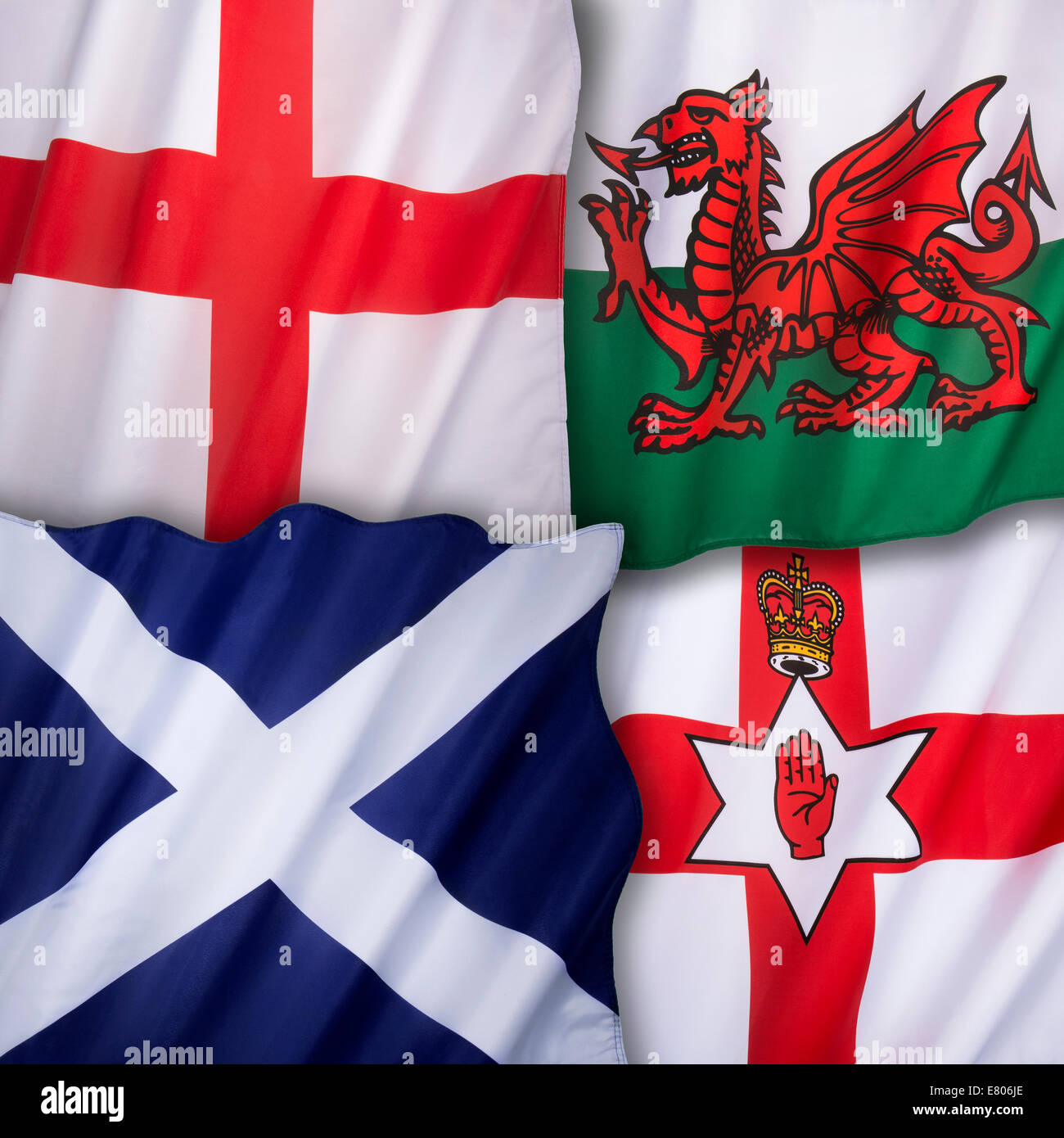 United Kingdom Countries Flags Collection. Flag Of England ... |United Kingdom Scotland Ireland
