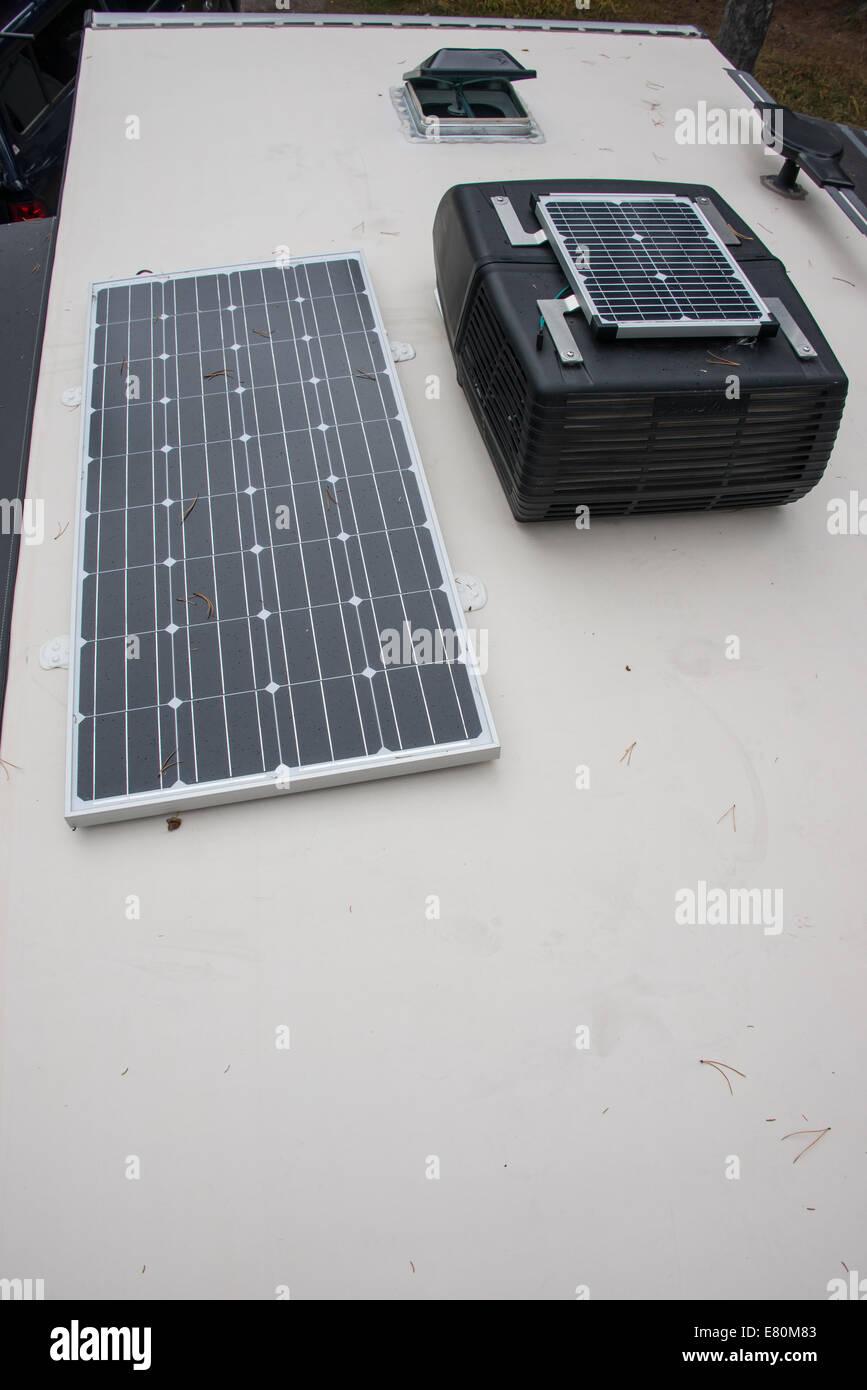 Solar Panels For My Travel Trailer