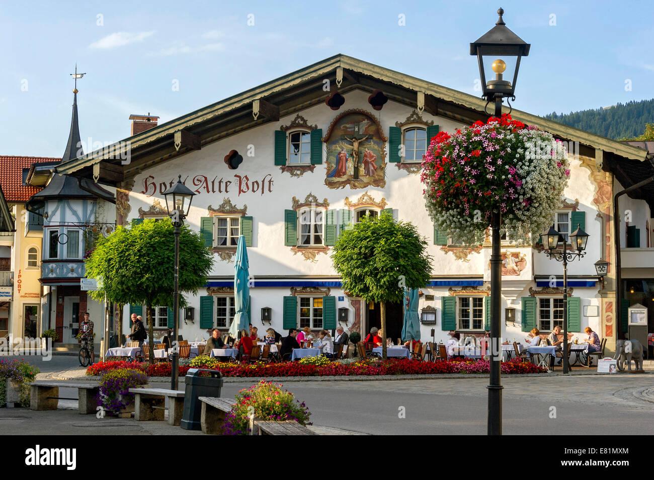 Hotel Restaurant Alte Post