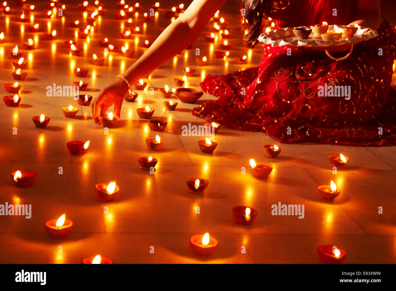 Indian Festival Decoration Indian Festival Diwali Decoration Stock Photo Royalty Free Image