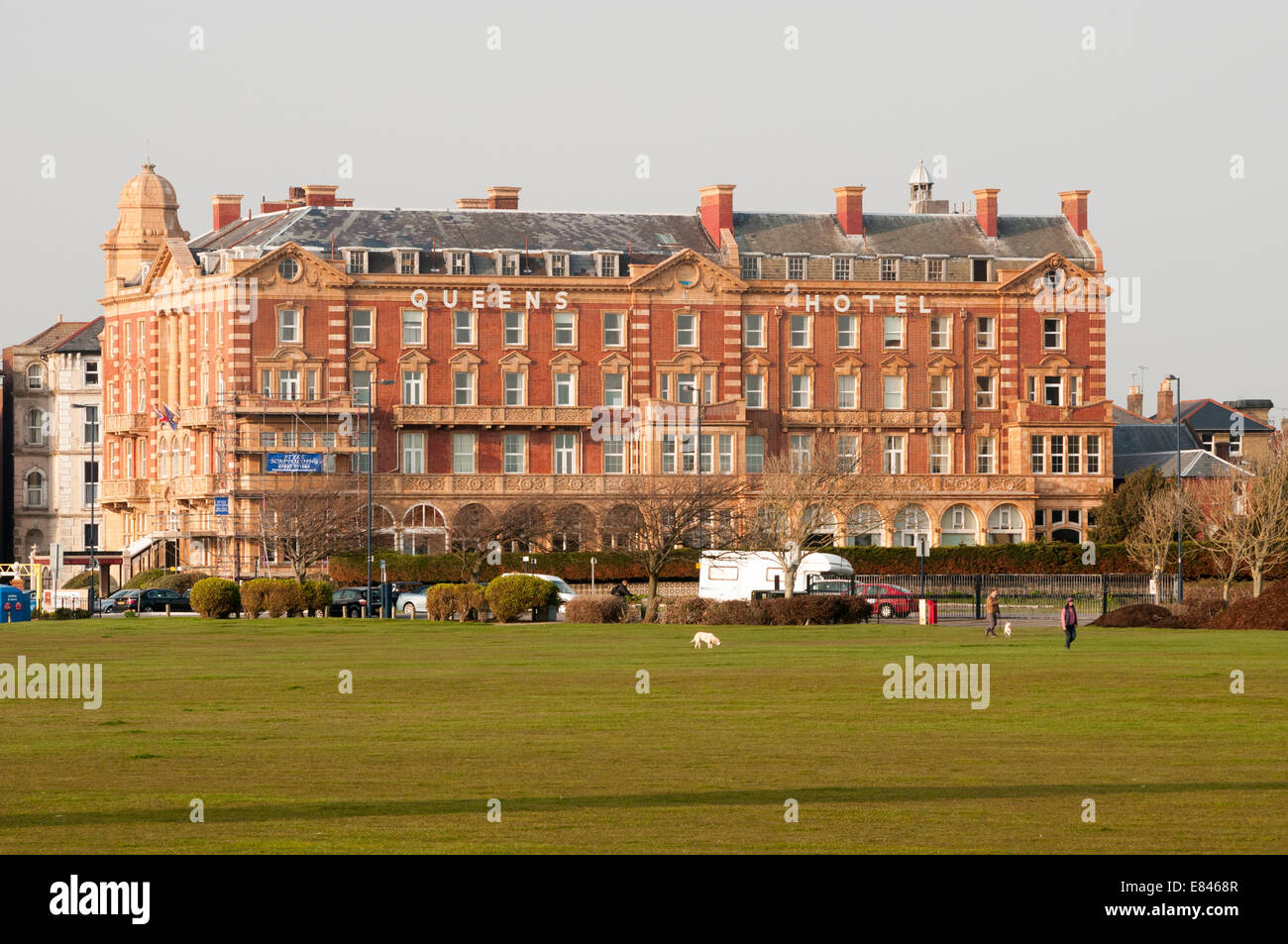 The Queens Hotel Portsmouth And Southsea Hampshire England Stock Photo Royalty Free Image