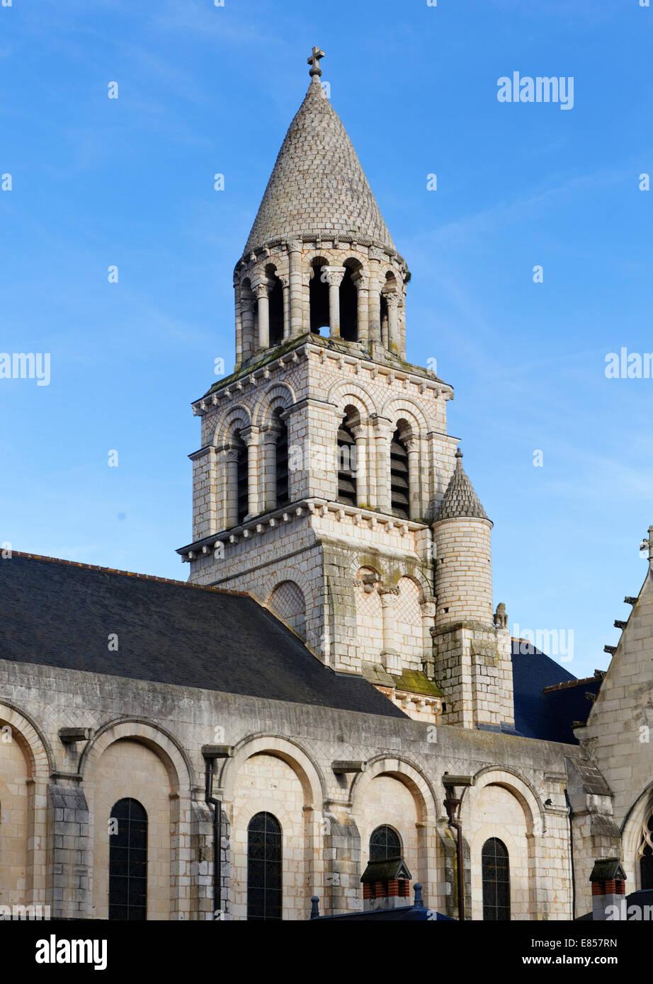 Notre dame la grande church a romanesque church poitiers for Vienne poitiers