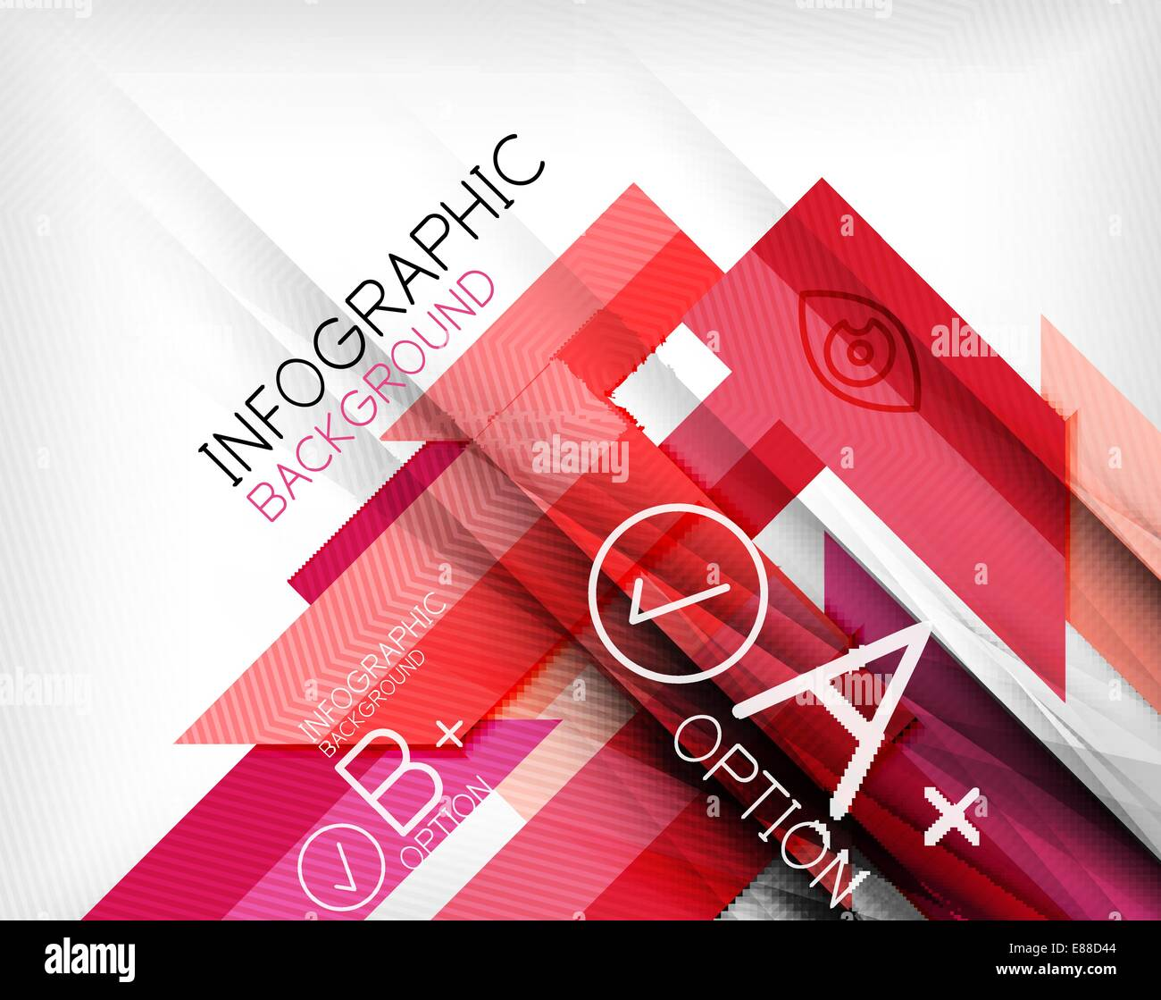 Business presentation stripes abstract background. For ...