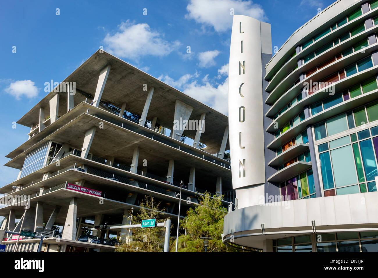 Regal Cinema South Beach Parking