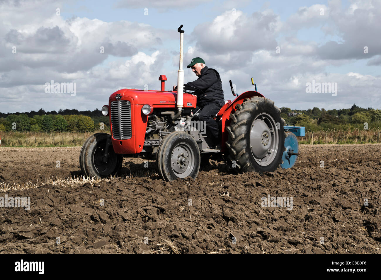 vintage anderson tractors