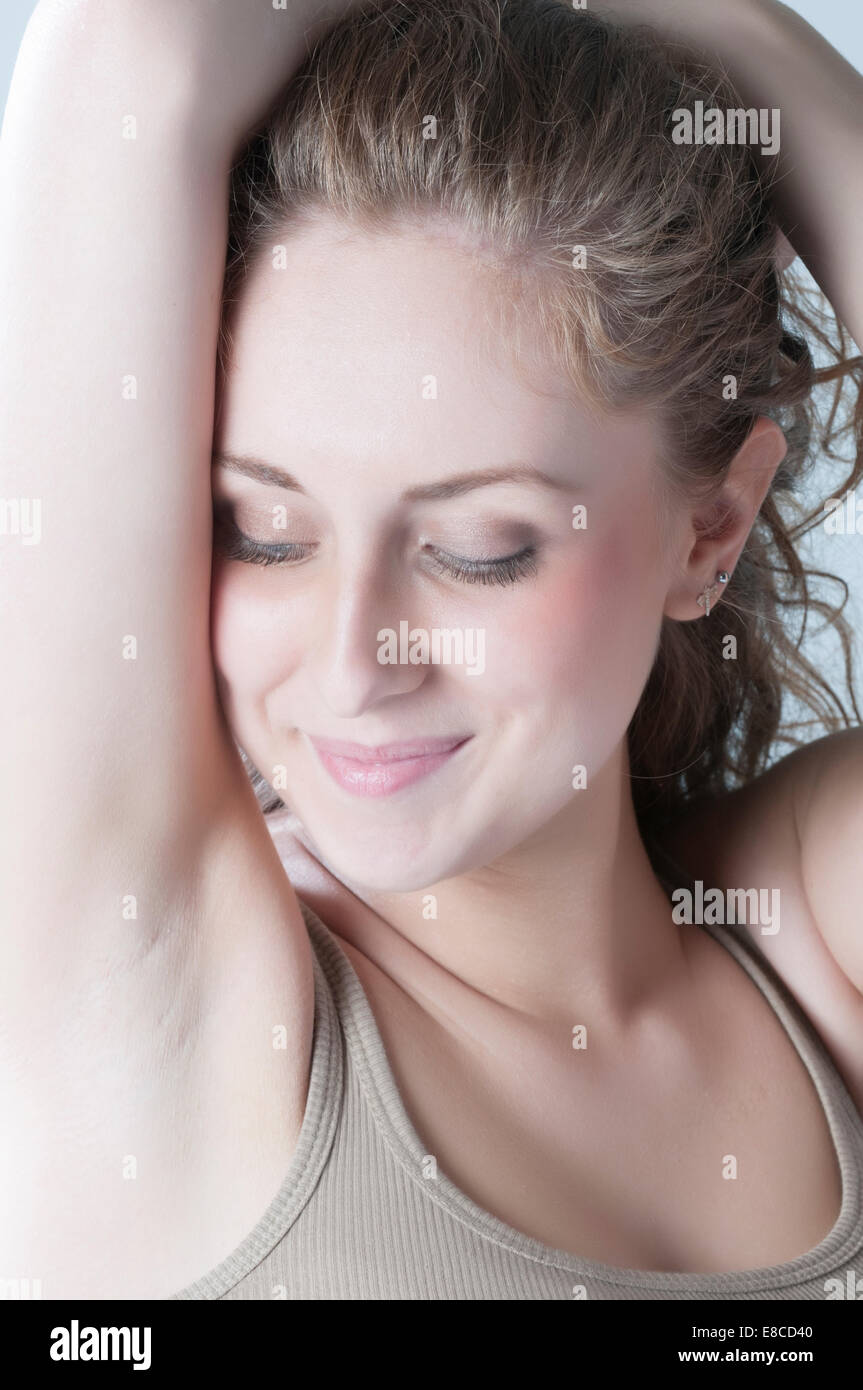 Hairy Armpit Teen Photos 50