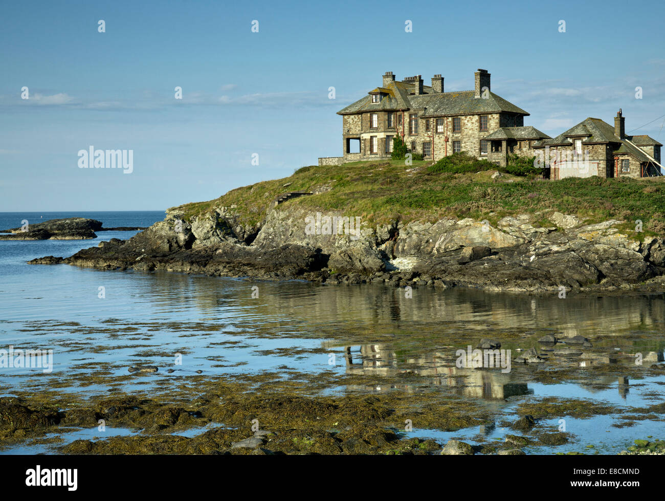 Craigy Y Mor The Haunted House Trearddur Bay On The