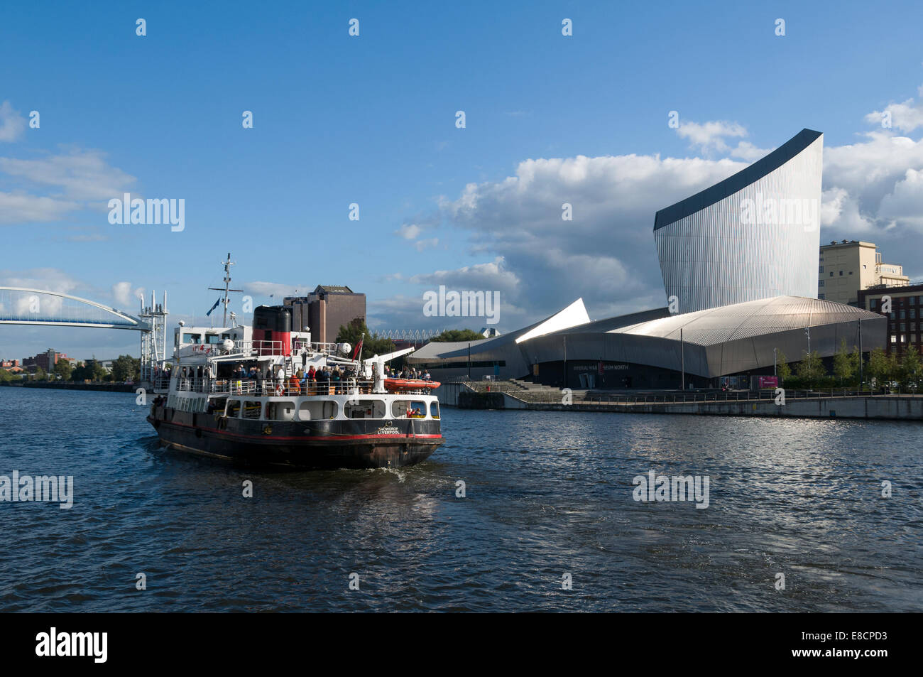 Mersey Ferries 39manchester Ship Canal Cruise39 Boat The